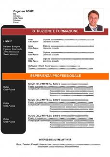 template cv online