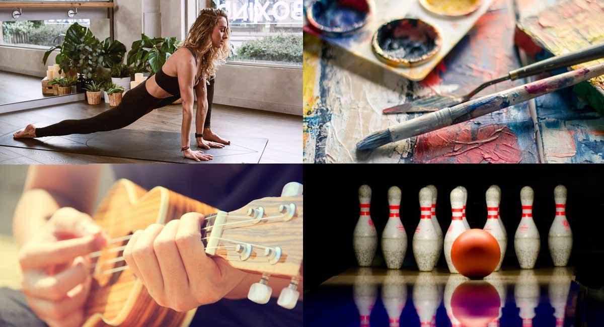 interessi e hobby per il curriculum vitae