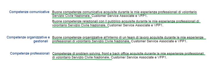 curriculum-servizio-civile